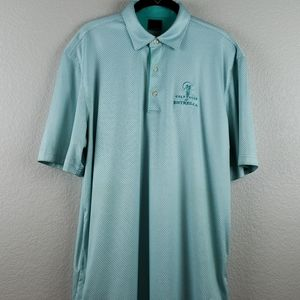 Greg Norman | Men's Active ML 75 Polo L